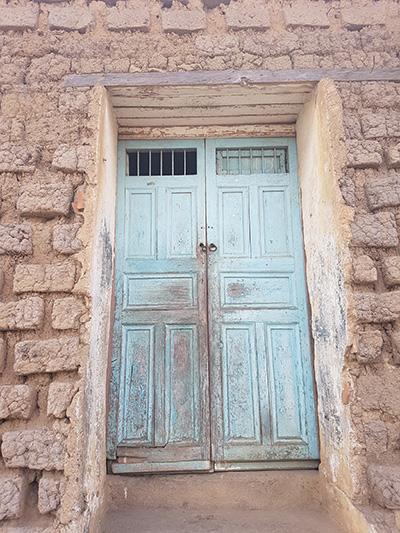 healing acces, opleiding healing, leerling healer, turkooise blauwe deur, guatamala